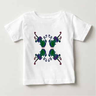 FOUR FANCY FIDDLES BABY T-Shirt