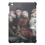 Four Fancy Monkeys Case For The iPad Mini
