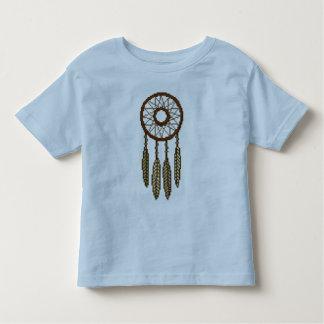 Four Feather Dreamcatcher Pixel Toddler T-shirt