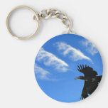 Four Feathers Keychain