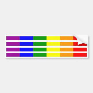 Four-Fer Bumper Sticker