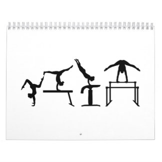 Four fight Quadrathlon Gymnastics Calendar