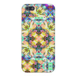 Four Flower Kaleidoscope iPhone Case Cover For iPhone 5