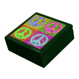 FOUR FOR PEACE Keepsake Box