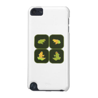 Four frogs iPod touch 5G cover