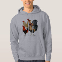 Four Gamecocks Hoodie