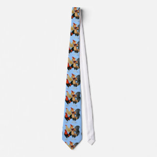 Four Gamecocks Neck Tie