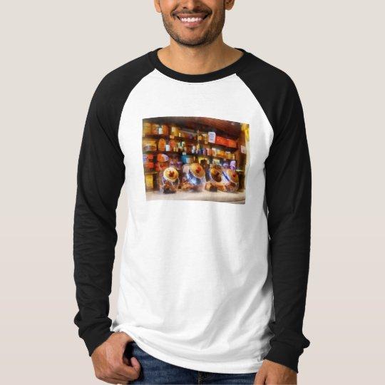 Four Glass Candy Jars T-Shirt