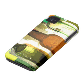 Four Green Fields iPhone 4 Cases