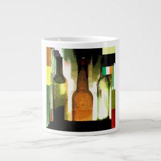 Four Green Fields Large Coffee Mug
