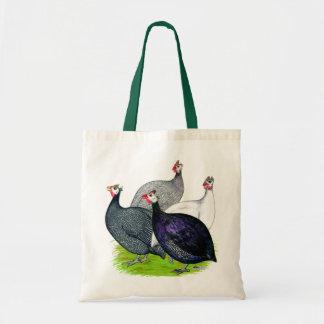 Four Guineas Tote Bags