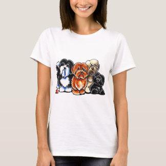 Four Havanese T-Shirt