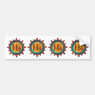 FOUR Hermosa Beach Seal Bumper Sticker