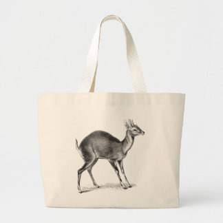 Four-Horned Antelope Tote Bag