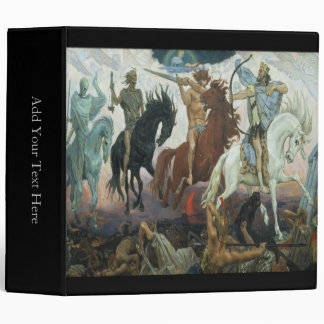 Four Horsemen of the Apocalypse Binder