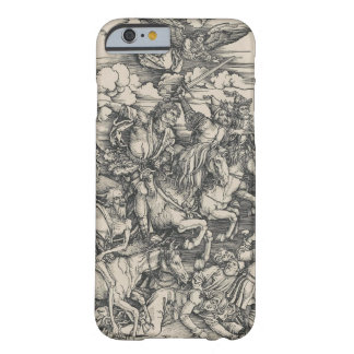 Four Horsemen of the Apocalypse by Durer Barely There iPhone 6 Case