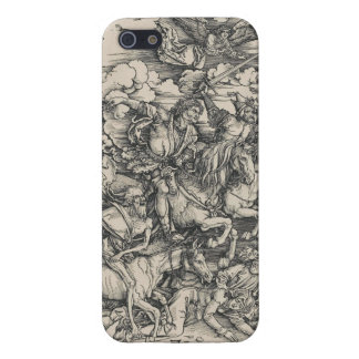 Four Horsemen of the Apocalypse by Durer Case For iPhone 5