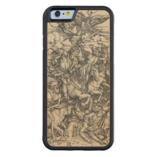 Four Horsemen of the Apocalypse by Durer Carved® Maple iPhone 6 Bumper Case