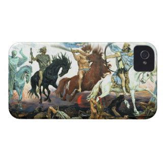 Four Horsemen of the Apocalypse Case-Mate iPhone 4 Case