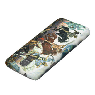 Four Horsemen of the Apocalypse Galaxy S5 Cover