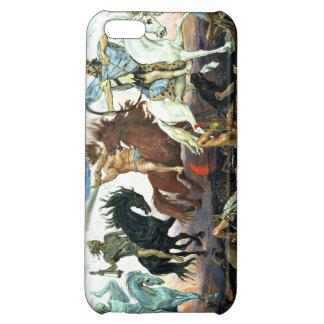 Four Horsemen of the Apocalypse iPhone 5C Case