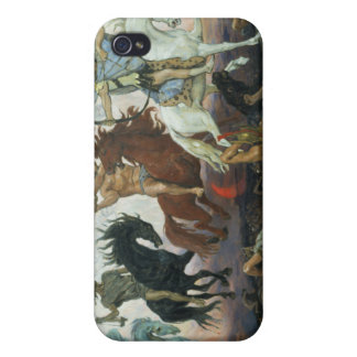Four Horsemen of the Apocalypse Cover For iPhone 4