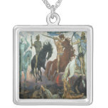 Four Horsemen of the Apocalypse Necklace