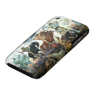 Four Horsemen of the Apocalypse Prophetic iPhone 3 Case-Mate Case