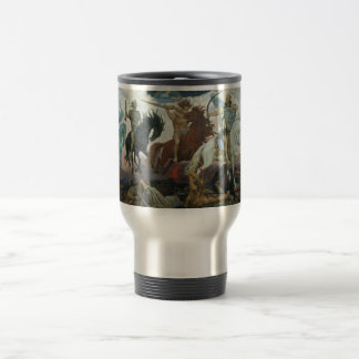 Four Horsemen of the Apocalypse Travel Mug