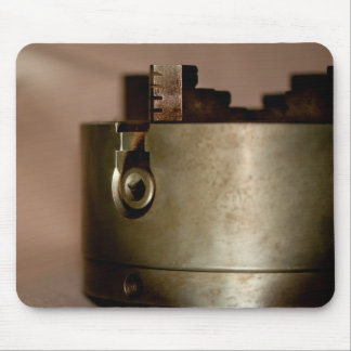 Four Jaw Chuck Accessory Mouse Pad