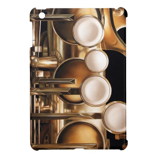 Four Keys iPad Mini Cover