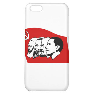 Four leaders of socialism cover for iPhone 5C