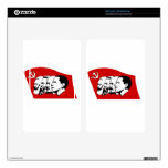 Four leaders of socialism kindle fire decal