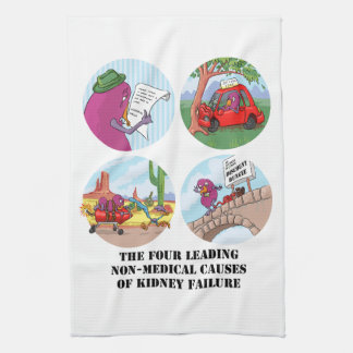 Four Leading Non-Medical Causes... Kitchen Towel