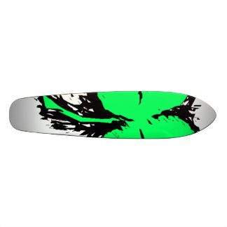 four-leaf-clover-5-clipart skateboard