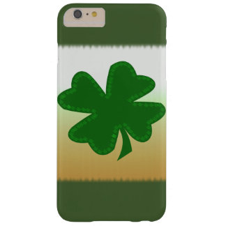 Four Leaf Clover Barely There iPhone 6 Plus Case