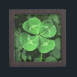 "Four Leaf Clover Box, Gift Box or Keepsake Box<br><div class=""desc"">Four Leaf Clover Box,  Gift Box or Keepsake Box</div>"