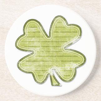 Four Leaf Clover Coaster