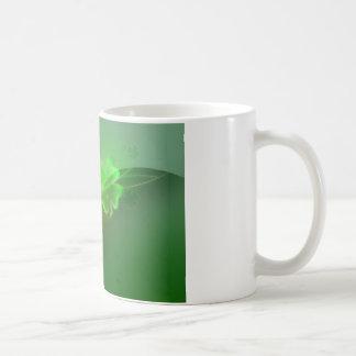 Four Leaf Clover Coffee Mugs