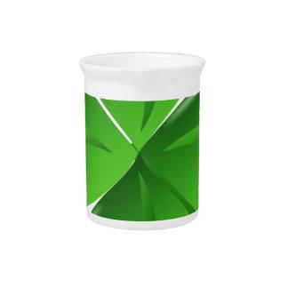 Four Leaf Clover Drink Pitchers