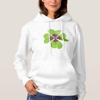 Four Leaf Clover Hoodie