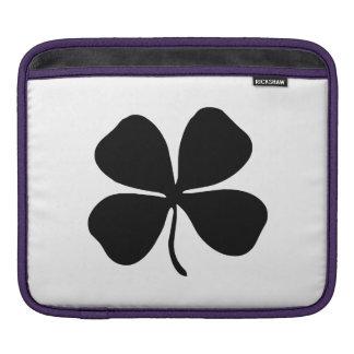Four-Leaf Clover Sleeve For iPads