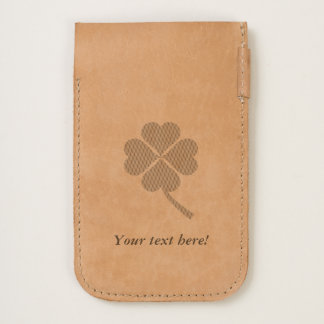 Four-leaf clover iPhone 6/6S case
