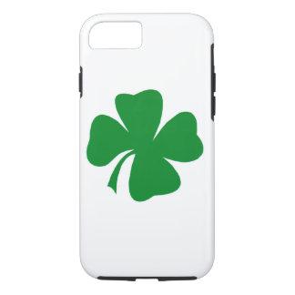 Four Leaf Clover iPhone 7, Tough iPhone 8/7 Case
