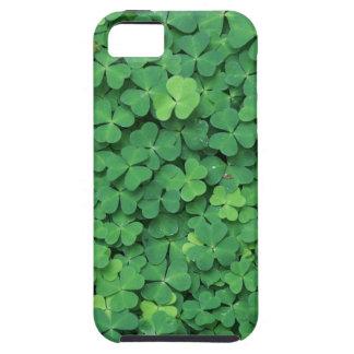 Four Leaf Clover iPhone SE/5/5s Case
