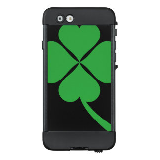 Four-leaf clover LifeProof NÜÜD iPhone 6 case