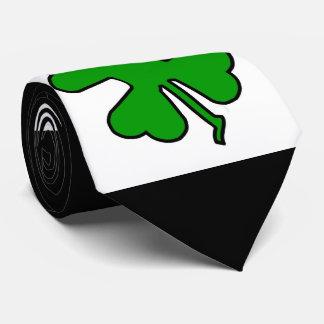 Four Leaf Clover (Lucky) Neck Tie