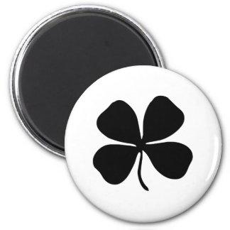 Four-Leaf Clover Fridge Magnets