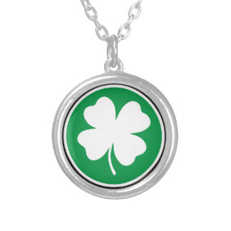 Four Leaf Clover Necklace