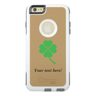 Four-leaf clover OtterBox iPhone 6/6s plus case